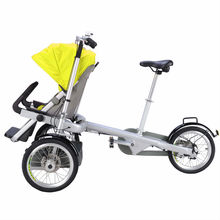2015 factory matured product baby stroller tricycle