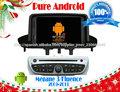 Puro Android 4.2 PARA Renault Fluence coche DVD GPS con pantalla capacitiva Multi Touch, 8'' 1GHz de doble núcleo