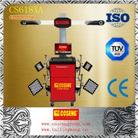 best selling ccd wheel alignment machine/3d wheel alignment (ce approval)/ce certificate visual 3d four wheel alignment