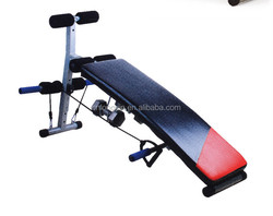 Home Sit up bench exercise equipment