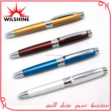Free Shipping Heavy Metal Roller Pen for Promotion