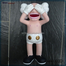8 Inches Original Fake Kaws Companion Vinyl toy,Custom KAWS Vinyl Toy Factory,ICTI Custom Factory KAWS Vinyl Doll Toy