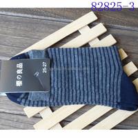 2015 hot sale good thick cotton men sock smen tube socks
