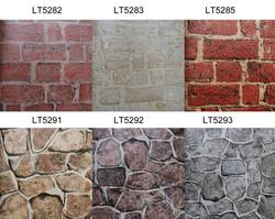 3d brick wallpaper border home decorative wall coating