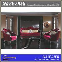 sala sets furniture,sofa sala set,muebles de sala,XC-SF-C823B
