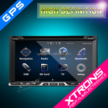 "XTRONS TD691GT 6.95"" Touch screen 2 din autoradio with gps Bluetooth Mirrorlink"