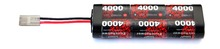high quality competitive price nimh rechargeable battery packs SC 4000 mAh7.2V used for rc racing cars