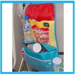 Auto Hanging Organizer Collector Car Back Seat Storage bag