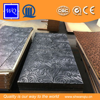Wooden Wall Paneling in MDF,Embossing 3D Board,3D Texture Wall Panel