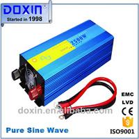 2500w tbe pure sine wave inverter 150w~3000w off grid used solar power