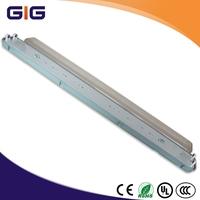 Double fitting 2X18W 2X28W 2X36W IP65 Fluorescent waterproof light fixture