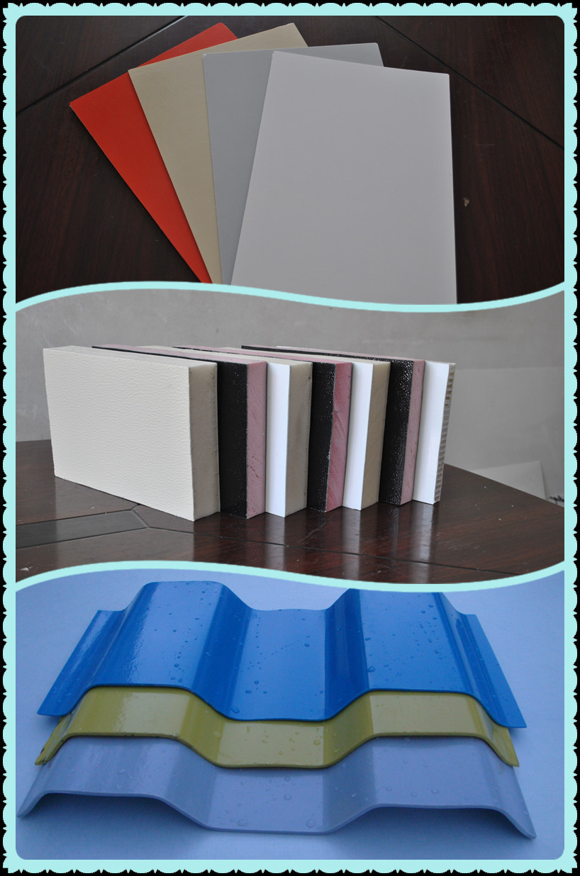 Fiberglass Embedded Graphics : Fiberglass frp truck box body panel sheet sandwich