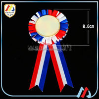make award print ribbon rosette and rosette ribbon