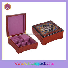 luxury stylished lacquer wood gift musical jewelry box,New model,Cheap price