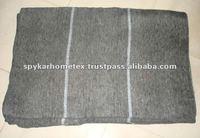 Cellular Adult Size Wool Blanket