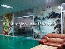 wall paper 3d mural landscape printing machine 3d wallpaper printers full colors