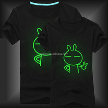 2015 red led t shirt active lighting with music cool life most popular in party