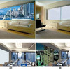 Low Price Electric Privacy Film/self Adhesive And Non-adhesive Smart Glass Covering Transparent Film/switchable Glass