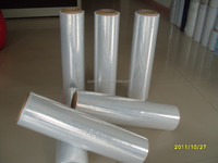 good retraction rate pe stretch film