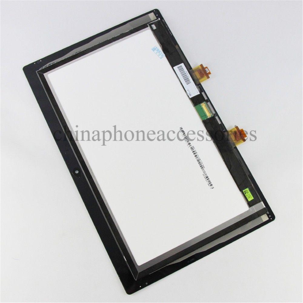החלפה מלאה תצוגת LCD + מסך מגע דיגיטלית הרכבה חלק תיקון עבור Microsoft Surface RT לוח+ כלים