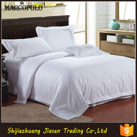 Korean Style Hotel Used Bed Sheet Patchwork Bed Sheet