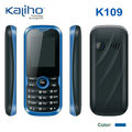 pantalla de 1.8 pulgadas de unclocked OEM marca dual sim gsm celulares chinos precio bajo k109