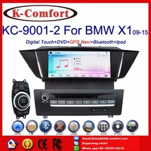 K-Comfort Free shipping High performance car dvd bluetooth navigation for bmw x1,Good Quality car dvd player gps for bmw x1