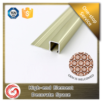 Aluminum L shape Corner Guard Trim