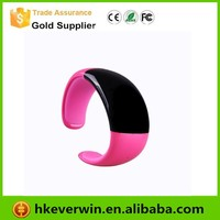 2015 hot sale fashion LED bracelet with vibrate alert for SMS