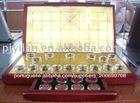 nice cristal moda xadrez jogo ornamentos