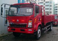 Sino Brand 4X2 Diesel Engine 2 Ton Light Cargo Truck