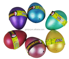 Carnival toys Wholesale Queen size 6CM colorful expansion DINOSAUR EGGS Creative children's toys: +86-159999-62502()My Whatsapp)