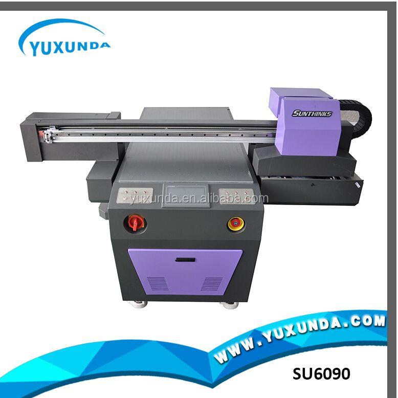 uv di alta qualità caso stampante telefono t shirt macchina da stampa uv stampante lamiera