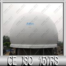 2015 Chengdu Amoco Bio gas Digester--- auto-control system, operation system, water protection