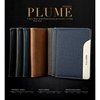 KLD Plume Series Classic Protective Stand Wallet Leather Case For iPad Mini
