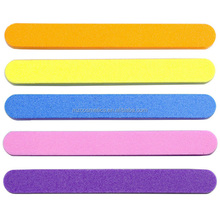 Many design sponge disposable nail file, factory direct
