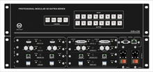 S-mix 8x8 matrix switch supports CVBS,YPbPr,VGA,HDMI,DVI,3GSDI+ AUDIO,3GSD, 4K