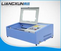 LX40B cheap 40W table top laser engraver machine
