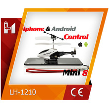 2015 New Products 3.5ch iPhone/iTouch/iPod control mini Infrared rc helicopter for kids