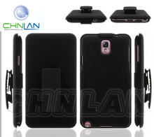 For Samsung Galaxy Note 3 Brand New 3 In1 Case With Holster And Kickstand