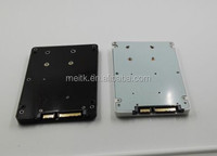 Laptop Mini pcie mSATA adapter/msata to sata 2.5-inch desktop sata adapter