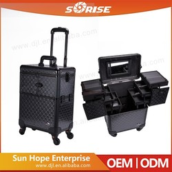 Sunrise Wholesale Best Selling Beauty Cheap Aluminum Instrument Case