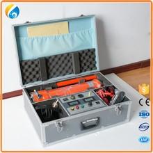 Medición eléctrica equipos DC alta pote tester