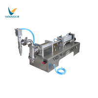F-300 coconut water filling machine