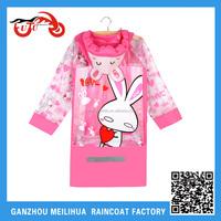 Boys Clothing Tecido Oxford Hello Kitty Kids Rain Coat