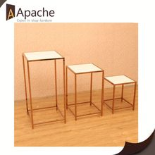Reasonable & acceptable price factory directly fashion store window display wooden furniture