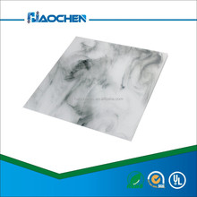 Various Pattern Marble Acrylic Sheet for Decoration
