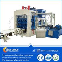 Full Automatic Concrete Block making Machine & Cement Block Making Machine