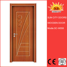 Sun City fancy home wooden doors and windows pictures SC-W058