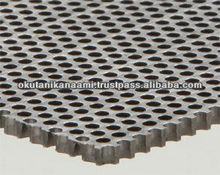 For screening grains seeds coal sands gravels and chemical products stainless mesh